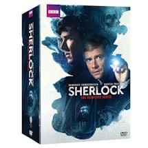 Sherlock: Seasons 1-4 & Abominable Bride Gift Set