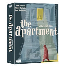 The Apartment: Limited Edition blu-ray