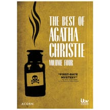 The Best of Agatha Christie Volume Four DVD