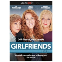 PRE-ORDER Girlfriends, Series 1