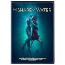 The Shape of Water DVD & Blu-ray