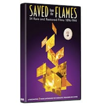 Saved from the Flames: 54 Rare and Restored Films 1896-1944