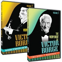 Victor Borge: Volume 1 and 2