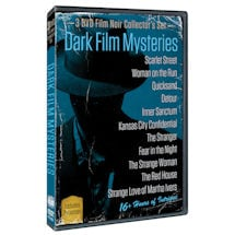 Dark Film Mysteries I DVD