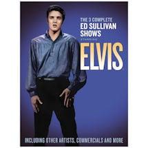 Complete Ed Sullivan Shows Starring Elvis Presley