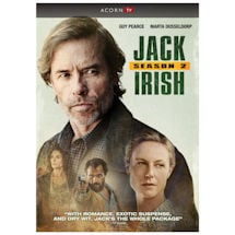 Jack Irish: Season 2 DVD & Blu-ray