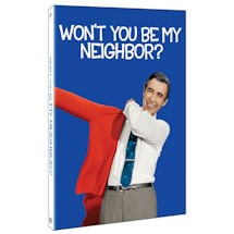 PRE-ORDER Won't You Be My Neighbor? DVD