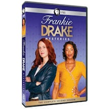Frankie Drake Mysteries: Season 2 DVD