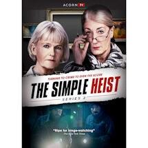 The Simple Heist, Series 2 DVD