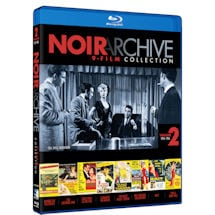 Noir Archive 9-Film Collection Vol 2 Blu-Ray