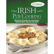 Irish Pub Cooking Spiral Bound Book