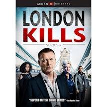 London Kills, Series 2 DVD & Blu-Ray