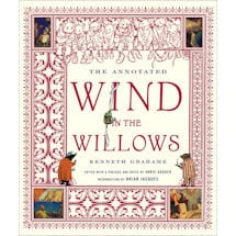 Annotated Wind in the Willows Hardcover Book