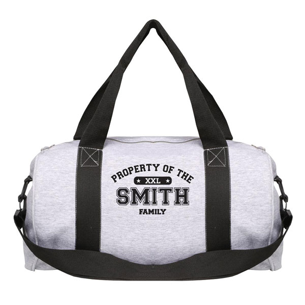 personalized property of your name sports duffel bag 1 review