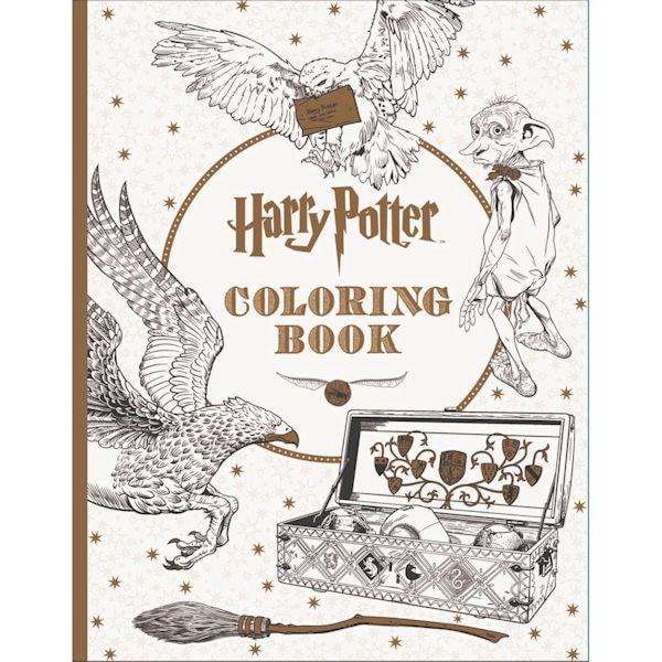 Harry Potter Coloring Book   Signals   CS7412
