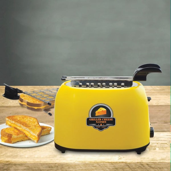 Grilled Cheese Sandwich Maker Signals Cv8742