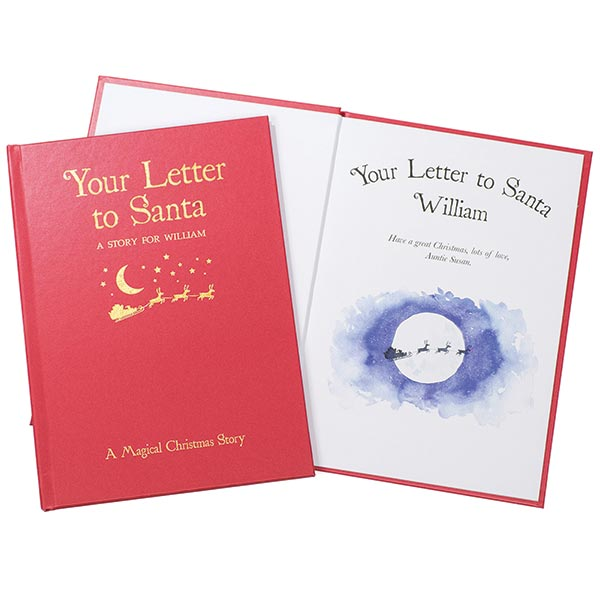 personalized childrens books your letter to santa
