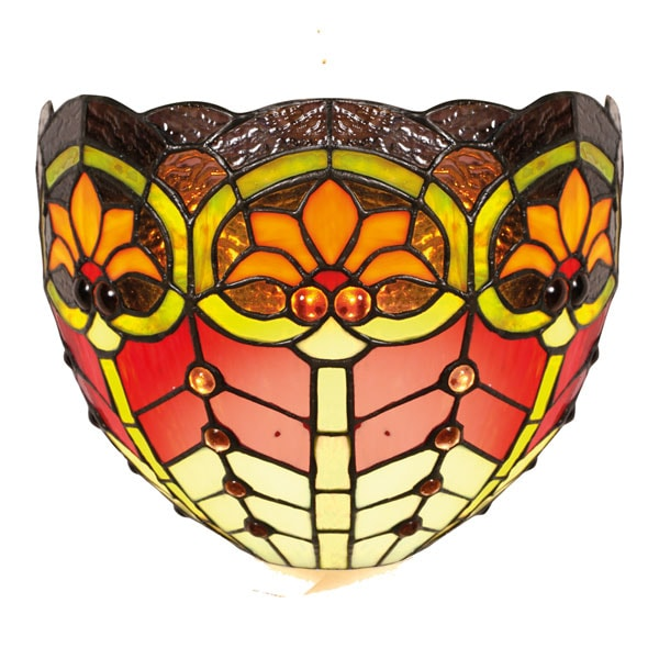 Excellent Art Glass Wall Sconce Desert Flower 2 Reviews 4 5 Stars Wiring 101 Ferenstreekradiomeanderfmnl