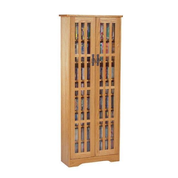 Mission Style Media Storage Cabinets 2 Door Signals Hw3132