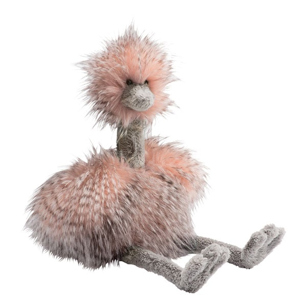 Jellycat Mad Pets Soft Plush Toy Odette Ostrich 78