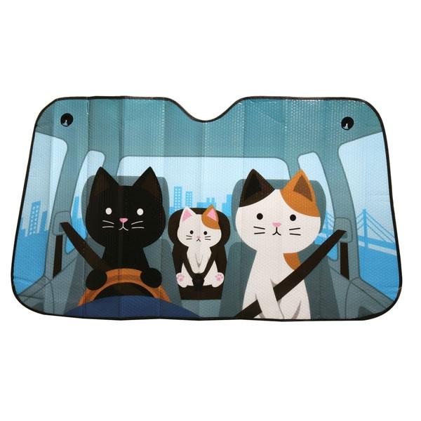 Cute   Funny Animal Car Windshield Sun Shades  ae2bdd94874