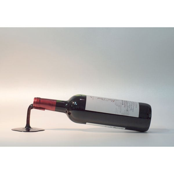 Spilled Wine Bottle Holders 1 Review 5 Stars Signals Hx0786