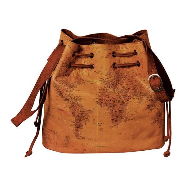 World Map Leather Handbag on wwii map bag, travel bag, german map bag, korean map bag, military map bag, poster bag, russian map bag, italian map bag, vintage compass, world map bag, leather map bag,