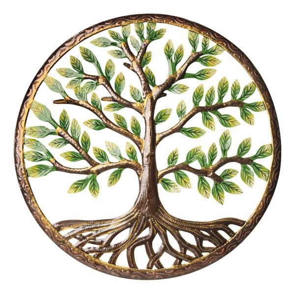 Lovely Tree Of Life Wall Art