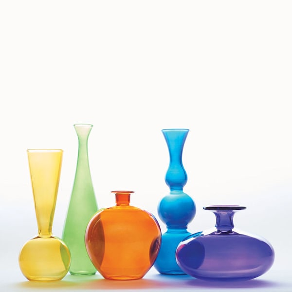 Modern Glass Vases Signals Hy7276