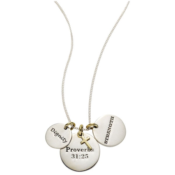Strength And Dignity Necklace Signals Hy8406
