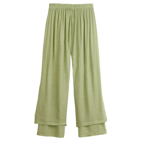 hot-selling cheap price half price Summer Leaves Flood Pants