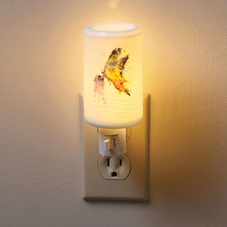 Kaleidoscope Art Nightlight - Butterfly | Signals | LE7072