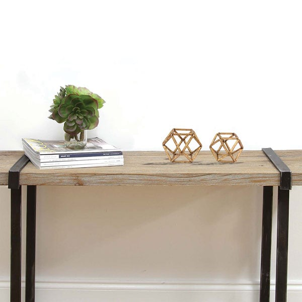 Modern Table Top Décor Set Of Two