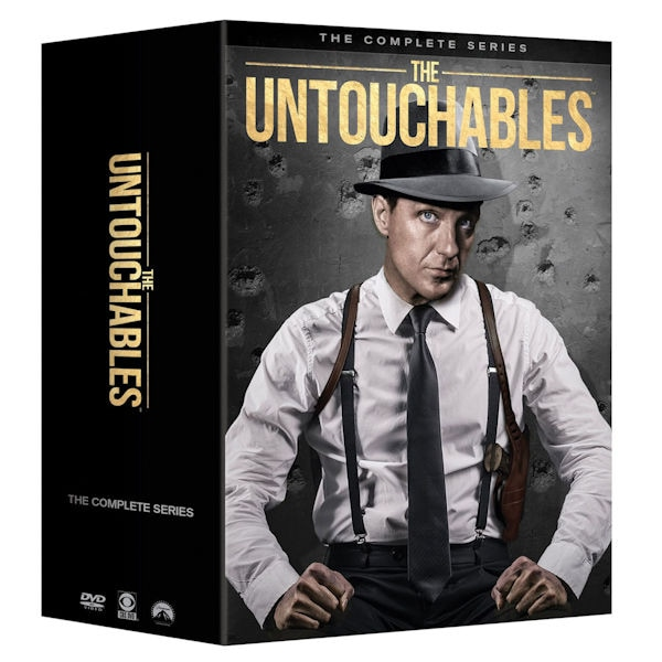 The Untouchables: The Complete Series at Signals | XA6972