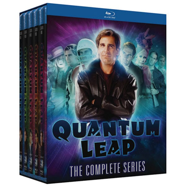 Quantum Leap The Complete Series Dvd Amp Blu Ray 1 Review