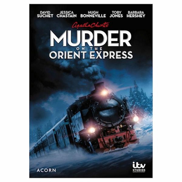 Agatha Christies Murder On The Orient Express Dvd Signals Xb6072