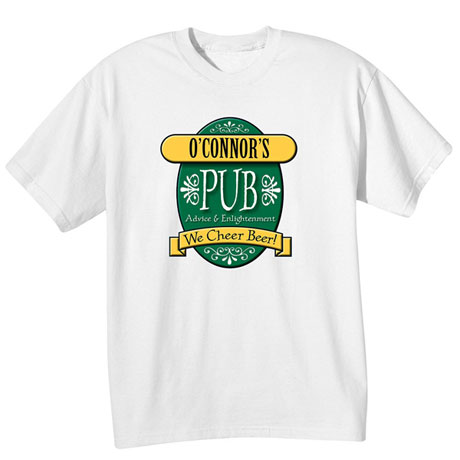 "Personalized ""Your Name"" We Cheer Beer Shirt"