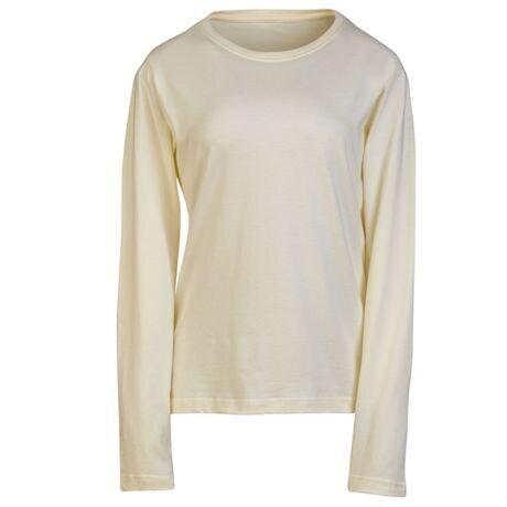 Natural Long Sleeve T-Shirt