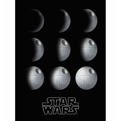 Star Wars® That's Not A Moon Canvas Print