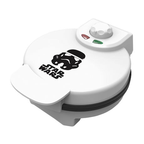 Disney Star Wars Rogue One Stormtrooper Waffle Maker