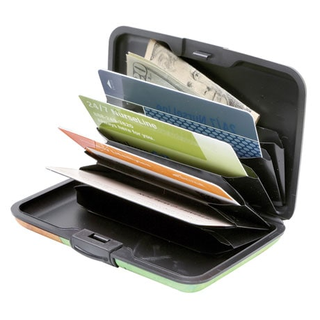 Fine Art Identity Protection RFID Wallet