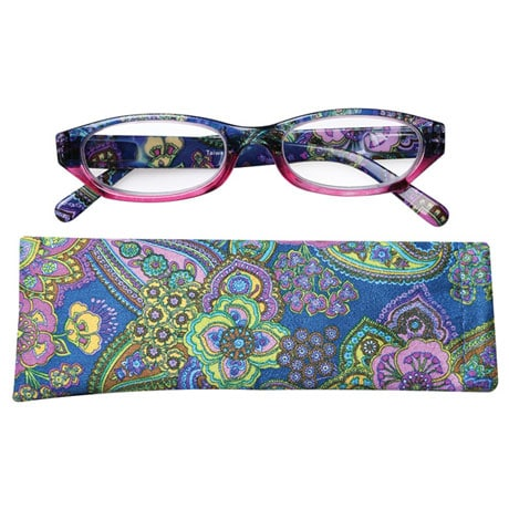 Paisley High-Powered Reading Glasses
