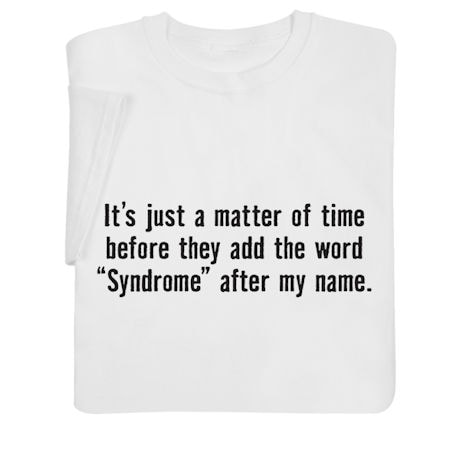 Syndrome Shirts