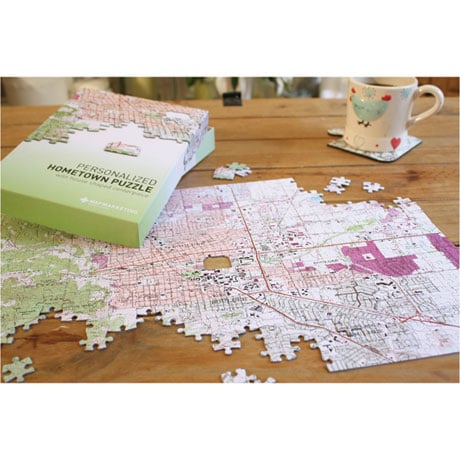 Personalized Hometown Jigsaw Puzzle at Signals HD5442