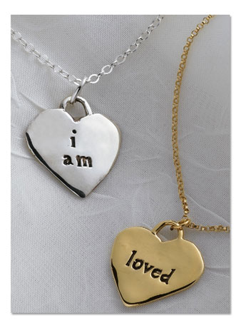 Signals - I Am Loved Necklace
