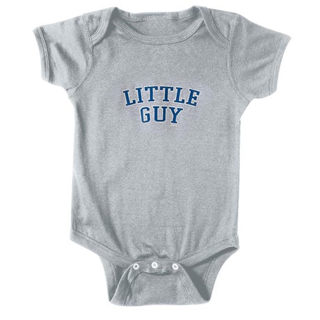 Little Guy Baby Snapsuit