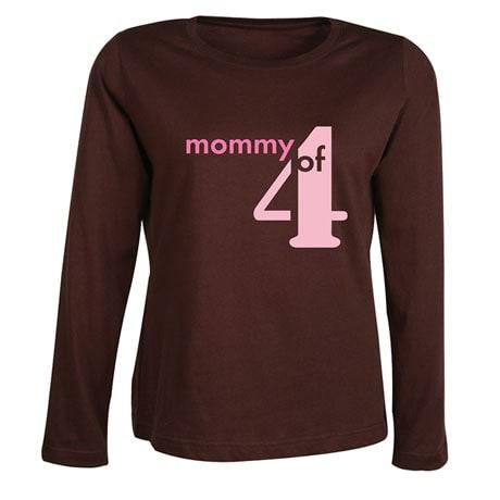 Personalized Mommy & Grandma Shirt