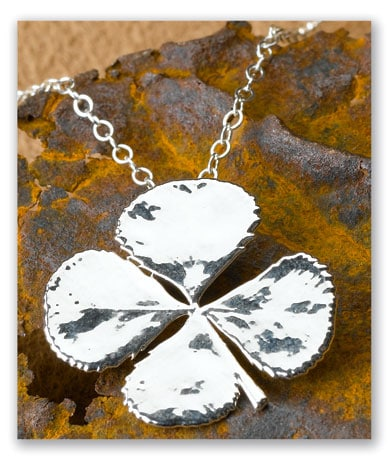 Signals - Gifts That Inform, Enlighten & Entertain :  necklace silver sterling irish