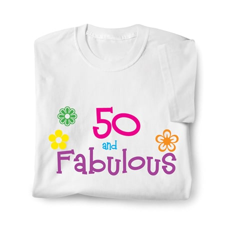 Personalized Fabulous Shirt