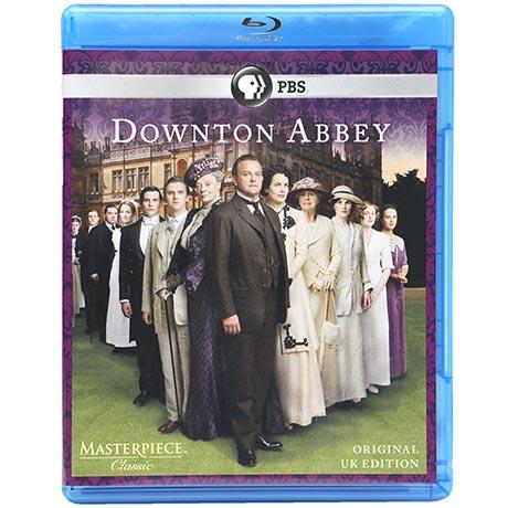 Downton Abbey: Season 1 Blu-ray